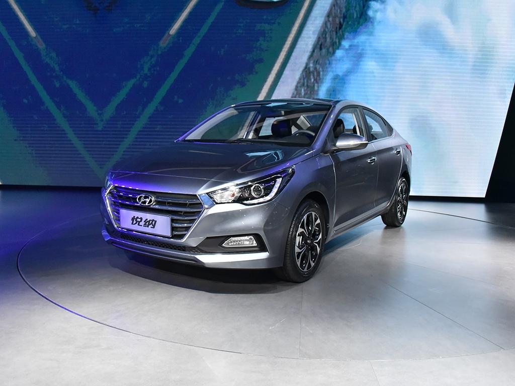 The 2017 Hyundai Verna Has Made Its World Debut 8
