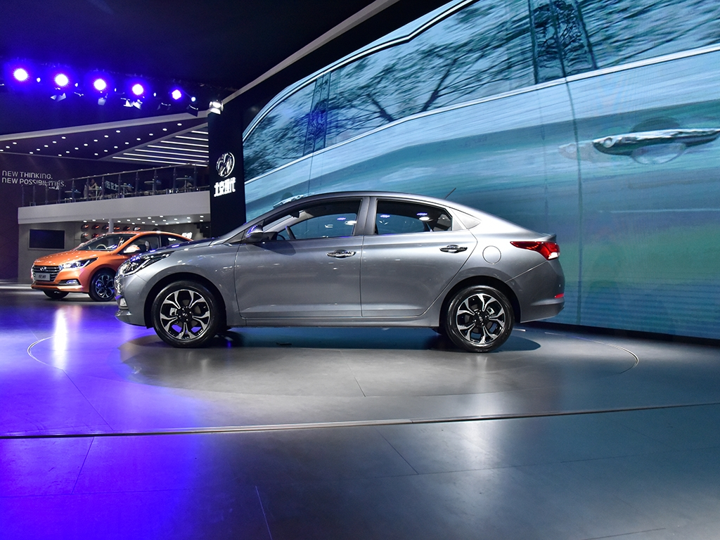 The 2017 Hyundai Verna Has Made Its World Debut Carspiritpk