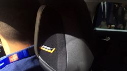 2017 Nissan Micra headrest speaker in Paris
