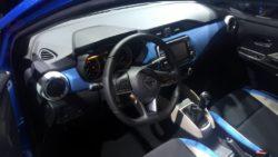 2017 Nissan Micra interior in Paris