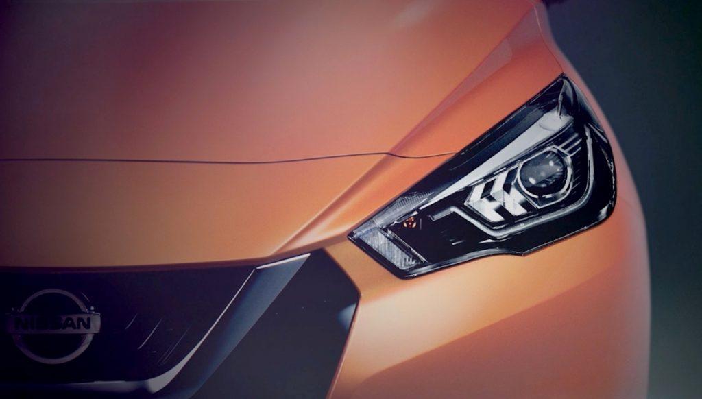 2017 Nissan Micra teaser 1024x582