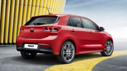Offical Pictures: The 2017 Kia Rio 3