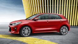 Offical Pictures: The 2017 Kia Rio 2