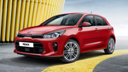 Offical Pictures: The 2017 Kia Rio 1
