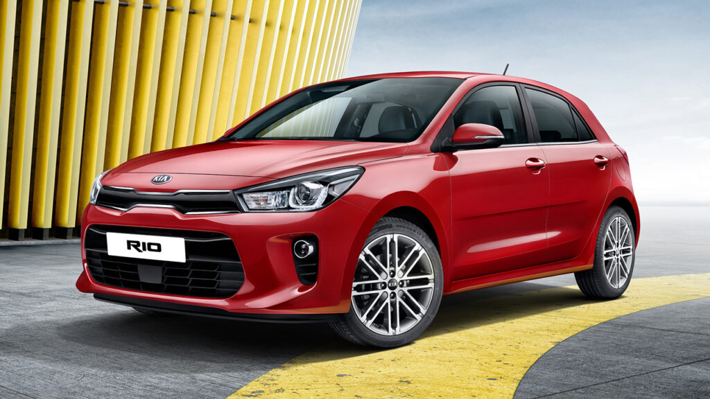 Offical Pictures: The 2017 Kia Rio 7