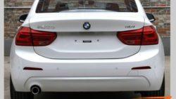 BMW 1 Series Sedan To Debut At Guangzhou Auto Show 5
