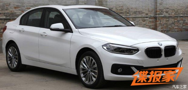 BMW 1 Series Sedan To Debut At Guangzhou Auto Show 9