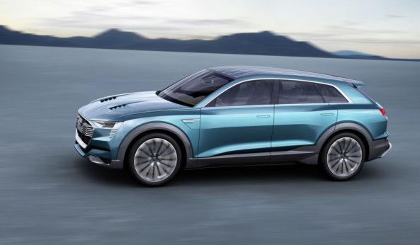 Audi A9 E-tron To Rival Tesla 1