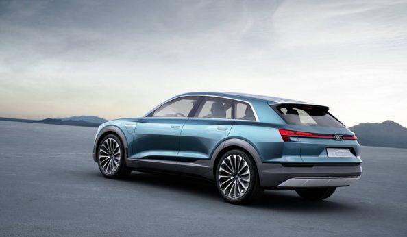 Audi A9 E-tron To Rival Tesla 2