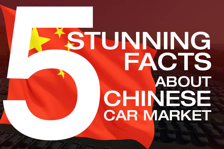 5 Stunning Facts About The Chinese Car Market 7