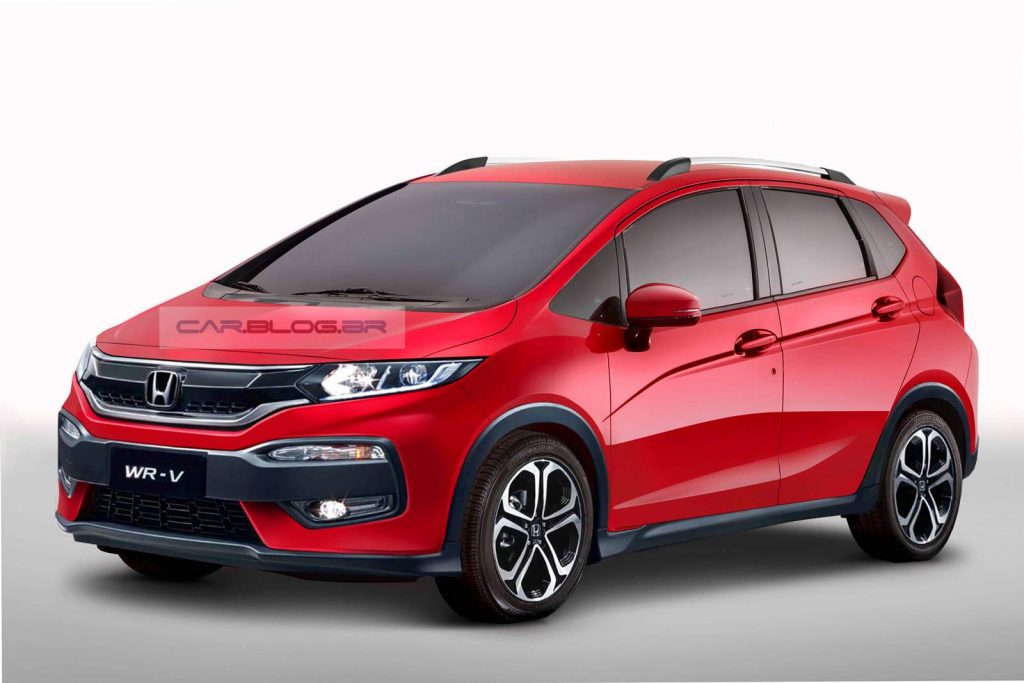 Honda To Launch WR-V Crossover In India 5
