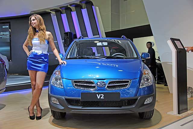 5 Stunning Facts About The Chinese Car Market 10