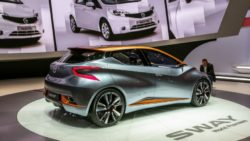 Nissan Sway concept 110 876x535