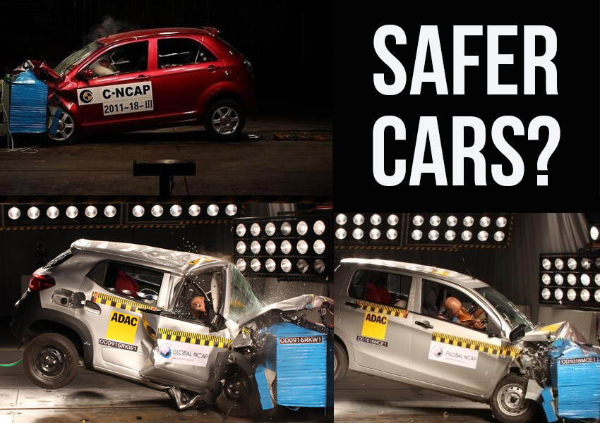 Are We Ready To Welcome Cars With Zero Safety? 8