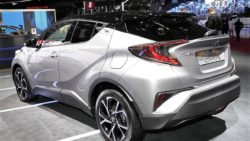 Toyota CH-R Goes Live At Paris Motor Show 5