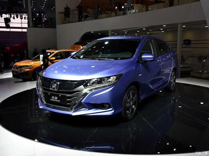 Honda Gienia Officially Unveiled At Chengdu Motor Show 7
