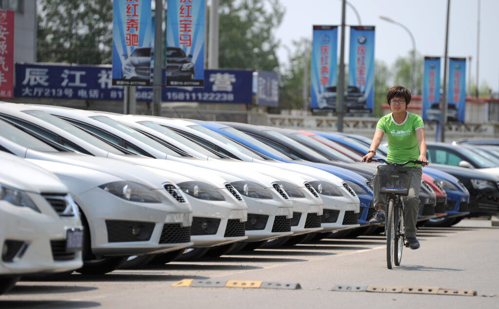 5 Stunning Facts About The Chinese Car Market 1