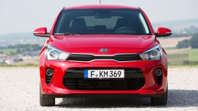 Another KIA Rio Spotted... 1
