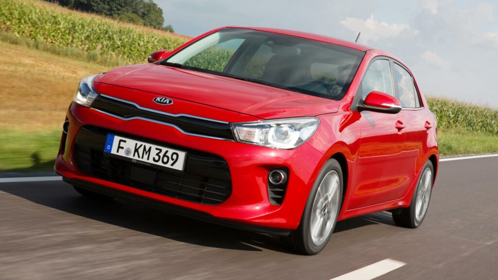 First Look: The All New KIA Rio 10