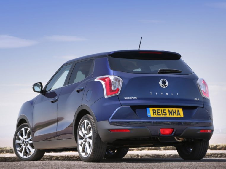 Ssangyong to Launch Tivoli and XLV in Pakistan in 2019 2