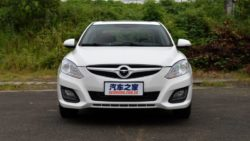 FAW Haima M6 Facelift To Appear At Chengdu Auto Show 1
