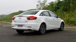 FAW Haima M6 Facelift To Appear At Chengdu Auto Show 5