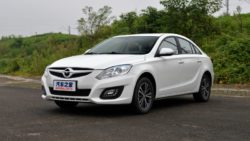 FAW Haima M6 Facelift To Appear At Chengdu Auto Show 4