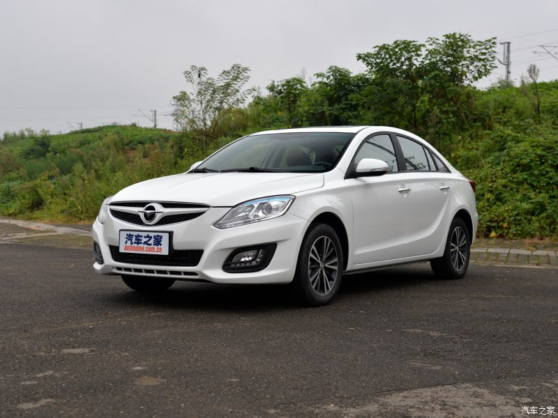 FAW Haima M6 Facelift To Appear At Chengdu Auto Show 9