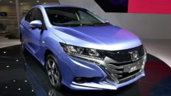 Honda Gienia Officially Unveiled At Chengdu Motor Show 2