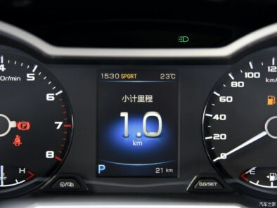 All New Geely Emgrand GL Vs Geely CK From The Past 17