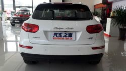Porsche Macan Clone By Zotye of China 3