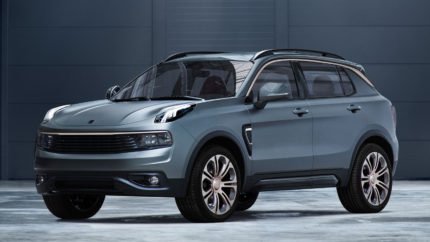 Geely's Lynk & Co Launches New '01' SUV 1