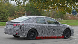 Next-gen Camry Spotted Testing 4