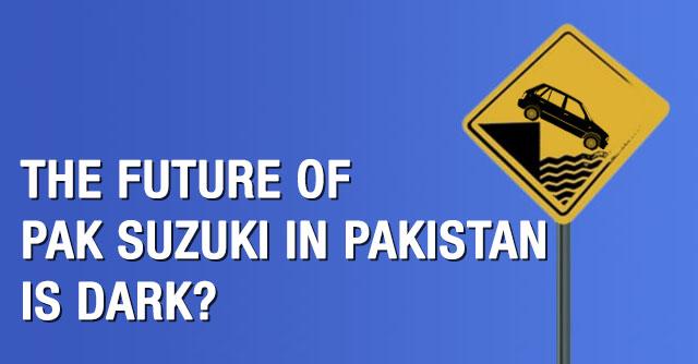 Pak Suzuki Denies Launching New Models- Their Future May Not Be So Bright... 4