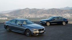 New BMW 5-Series Unveiled, To Be Launched by February 2017 3