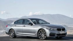 New BMW 5-Series Unveiled, To Be Launched by February 2017 2