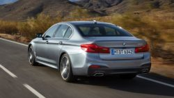 New BMW 5-Series Unveiled, To Be Launched by February 2017 9