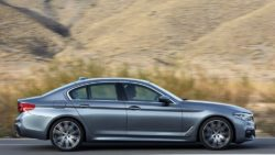 New BMW 5-Series Unveiled, To Be Launched by February 2017 5