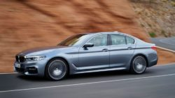 New BMW 5-Series Unveiled, To Be Launched by February 2017 10