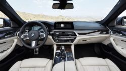 New BMW 5-Series Unveiled, To Be Launched by February 2017 1