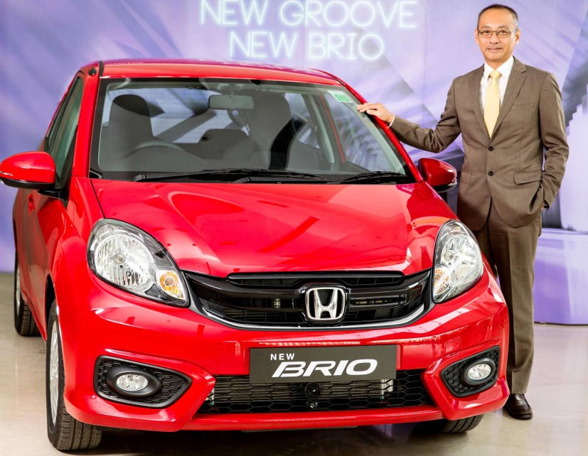 Honda India Launches The New Brio for INR 4.69 lac 1