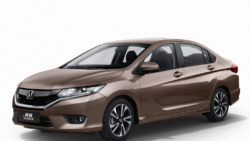2017 Honda City to Look Similar to Honda Greiz- Report 7