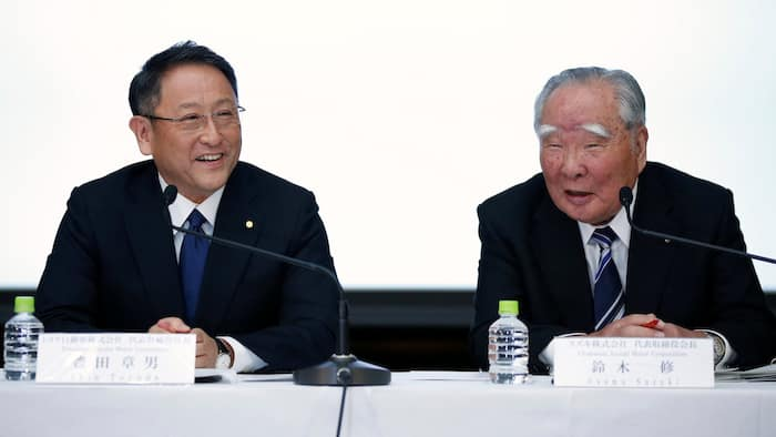 91- Years Old Osamu Suzuki Steps Down as Suzuki Chairman 2