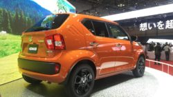Suzuki Ignis Unveiled At Paris Motor Show 7