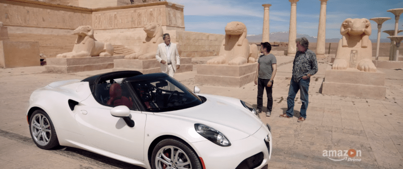 Clarkson, Hammond and May Will Start Filming 'The Grand Tour' Season 2 Immediately 6