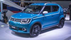 Suzuki Ignis Unveiled At Paris Motor Show 4