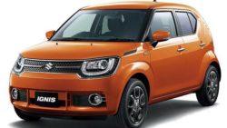 Suzuki Ignis Unveiled At Paris Motor Show 11