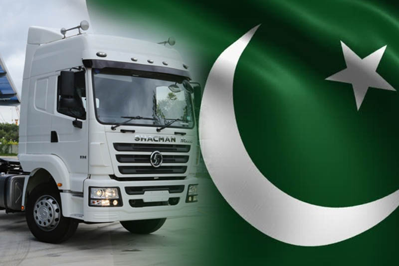 Shacman Heavy Duty Trucks Now in Pakistan 3