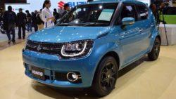 Suzuki Ignis Unveiled At Paris Motor Show 1
