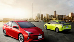23 years of Toyota Prius 24